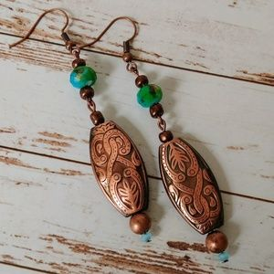 Artisan Southwestern Earrings
